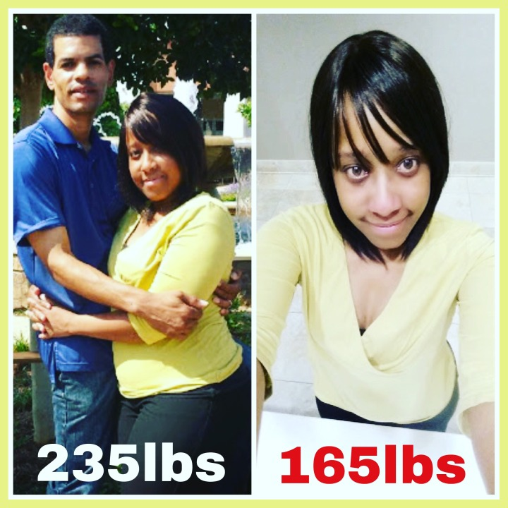 How I lost 70lbs and jump-started my weight loss journey