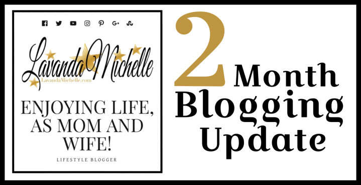 2-Month Blogging Update