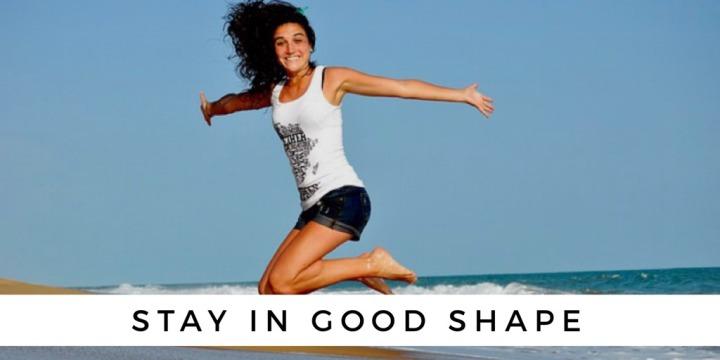 Stay In GoodShape