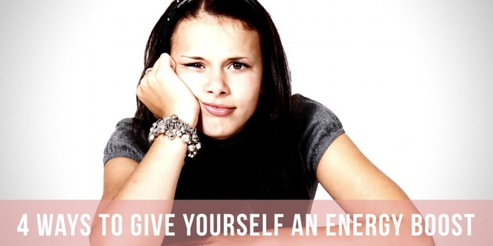 4 Ways To Give Yourself An EnergyBoost