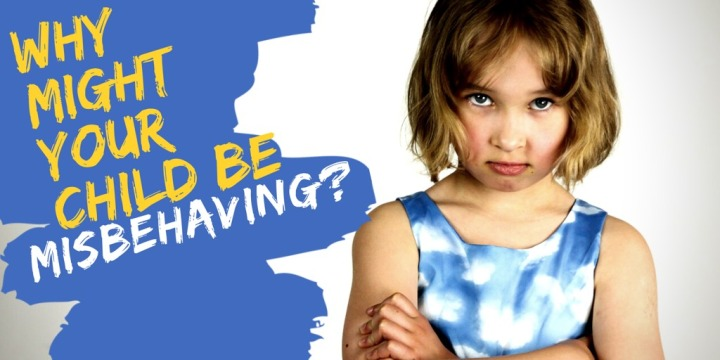 Why Might Your Child BeMisbehaving?