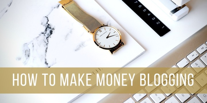 How to Make MoneyBlogging